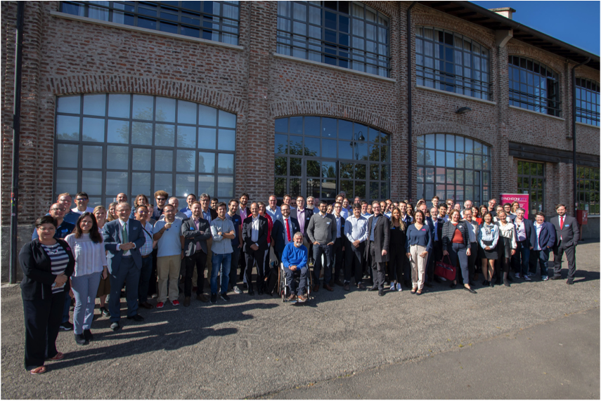 Actum4 participates to Consortium Meeting for SynchroniCity in Milan