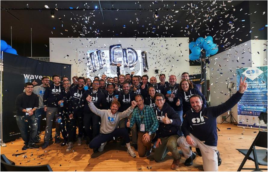 Actum4 participates to EDI Datathon 2019 in Berlin